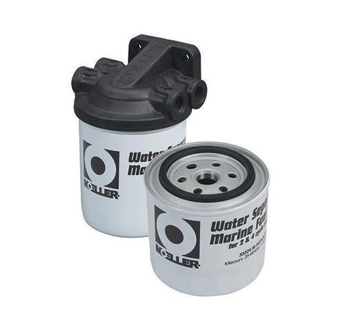 Set Filtros de combustible Separador de Agua Marina para Motores de Gasolina